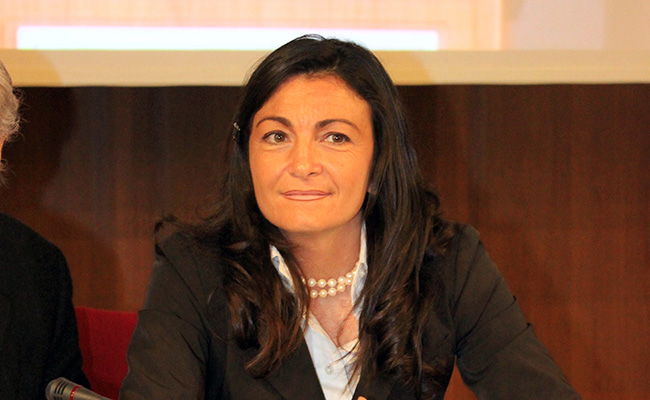 Segretario Regionale Lina Lucci